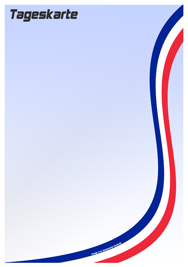 countrycard france Tageskarte