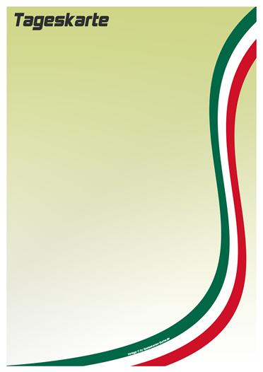 countrycard mexico Tageskarte
