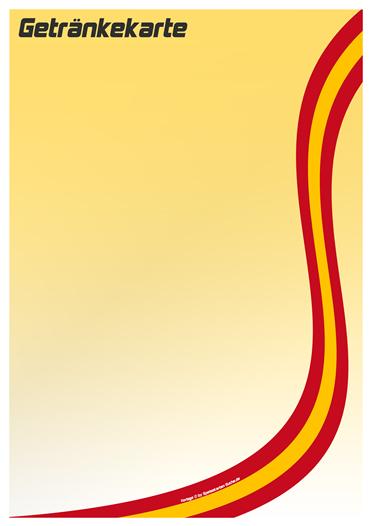 countrycard spain Getränkekarte