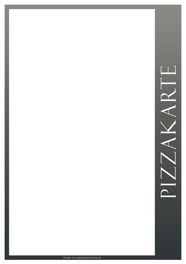 greyline Pizzakarte