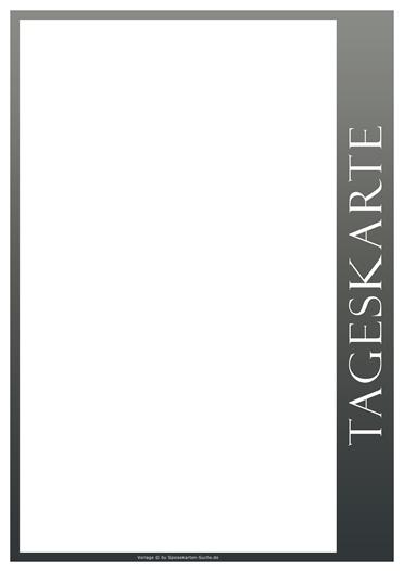greyline Tageskarte