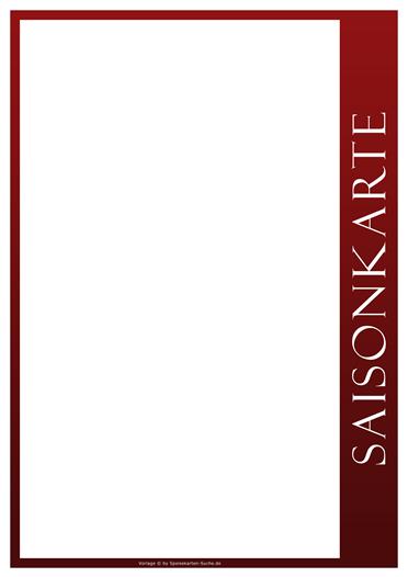 redline Saisonkarte