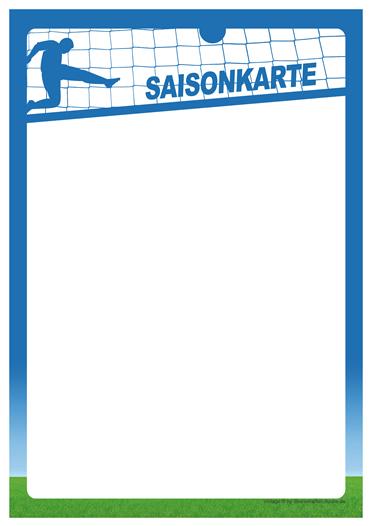 soccer Saisonkarte